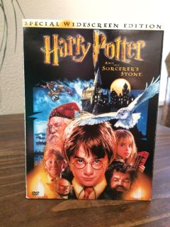 Harry Potter and the Sorcerer's Stone - Special Widescreen Edition
