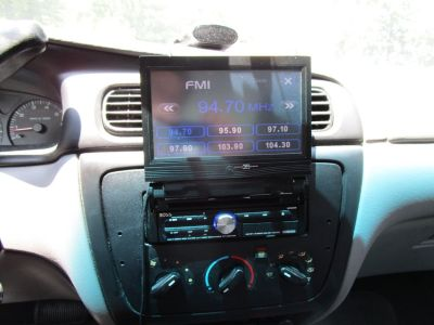 Boss Audio Car DVD/CD/MP3 AM-FM Player/Radio