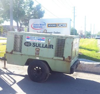 1995 Sullair 250 CFM