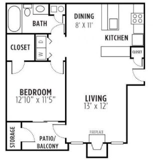 Apartment Sublet - 1 Bdr