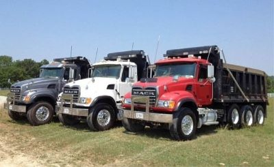 Increase your fleet in 2018 - Dump truck financing is available