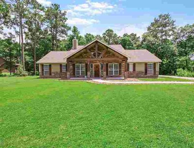 11505 Oak Springs Drive WILLIS Three BR, GORGEOUS CUSTOM HOME!