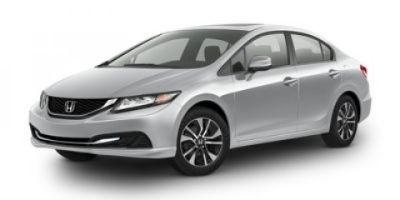 2015 Honda Civic LX (Gray)