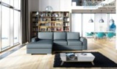 Simply designed sofa sectional