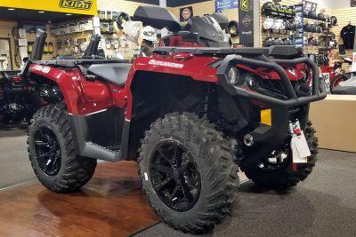 2018 Can-Am Outlander XT 850 Utility ATVs Elk Grove, CA