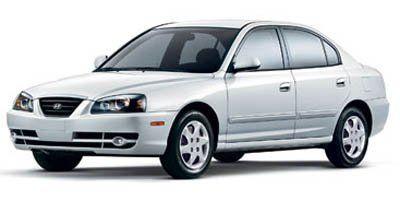 2006 Hyundai Elantra GLS (Black)