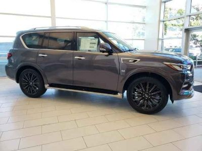 New 2019 INFINITI QX80 AWD