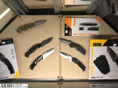 For Sale: knives & tools