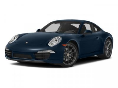 2015 Porsche 911 Carrera (BLACK)