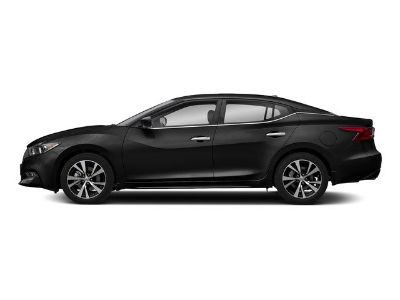 2018 Nissan Maxima SV (Super Black)