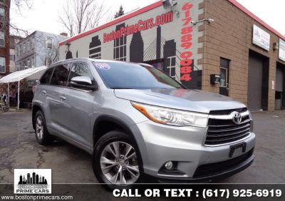 2015 Toyota Highlander AWD XLE Navigation/Sunroof (Silver Sky Metallic)