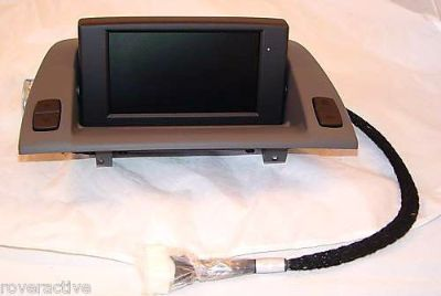 Sell BMW Brand E85 E86 Z4 2003-2008 Navigation Monitor Central Infromation Display motorcycle in DUNMORE, PA, United States, for US $2,349.95