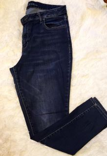 Mid rise Rockstar Jeans by OldNavy