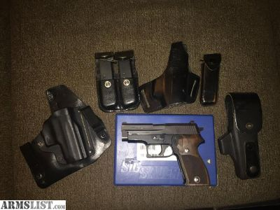 For Sale: Sig Sauer P6