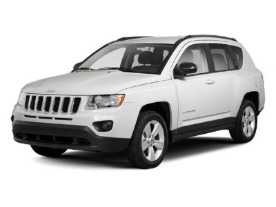 2011 Jeep Compass Latitude (Brilliant Black Crystal Pearl)