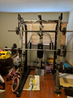Gold Gym Strength Training Equipment