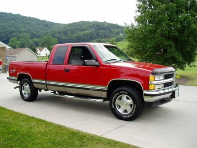 1998 Chevrolet 4x4 z71 Silverado 1500