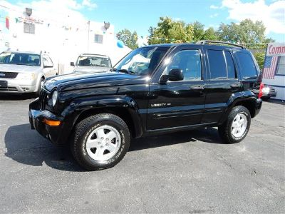 2003 Jeep Liberty Limited (Black)