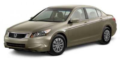 2010 Honda Accord LX (White)