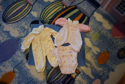 Baby doll clothing $2.00 for all