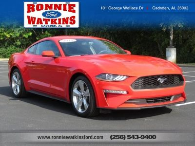 2018 Ford Mustang EcoBoost (red)