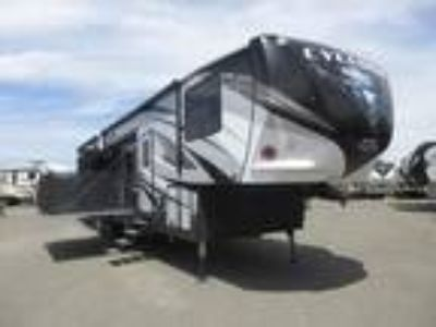 2019 Heartland Cyclone 4270 CALL FOR THE LOWEST PRICE! Side Patio/ Rear P