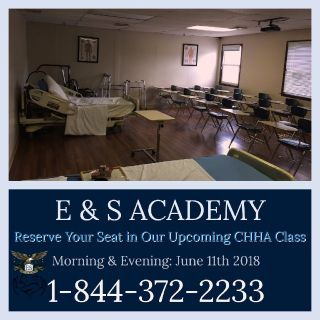 Training for Home Health Aide is 3 Weeks Long! Enroll in Our Upcoming Classes for June!