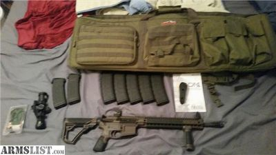 For Sale: Daniel Defense DDM4V5s with 7 mags, scope & case