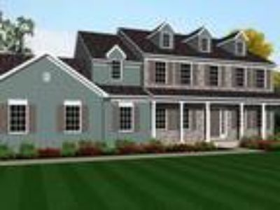 The Moses Traditional by Keystone Custom Homes: Plan to be Built