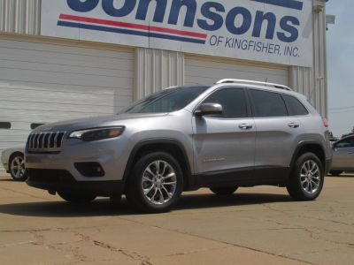 2019 Jeep Cherokee (Billet Silver Metallic Clear Coat)