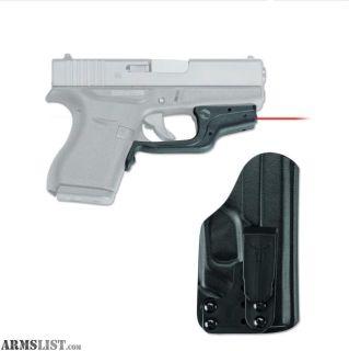 For Sale: Crimson trace laser for g43