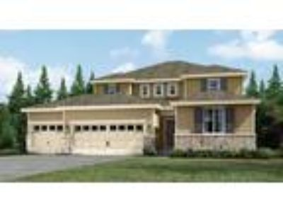 The Bainbridge 4-car garage by Lennar: Plan to be Built