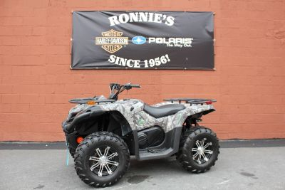 2018 CFMOTO CForce 500S EPS Utility ATVs Pittsfield, MA