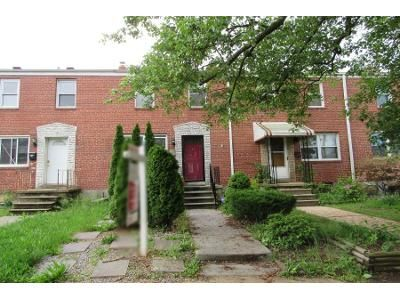 1 Bath Preforeclosure Property in Parkville, MD 21234 - Pin Oak Rd