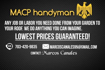 MACP handyman
