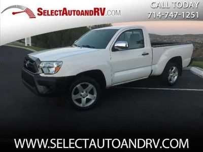 Used 2013 Toyota Tacoma Regular Cab for sale