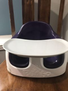 Bumbo Multi Seat with Tray - Like New!