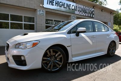 2017 Subaru WRX Premium Manual (White)