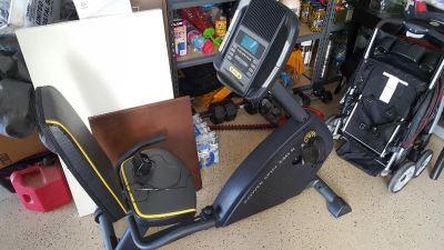 Golds Gym Seated Exercise Bike