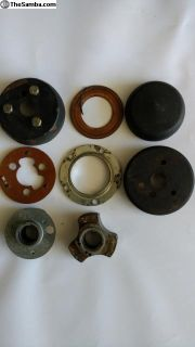 Steering wheel hub kit lot