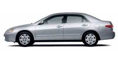 2004 Honda Accord LX (Gold)