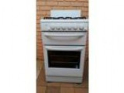 Chef upright gas stove