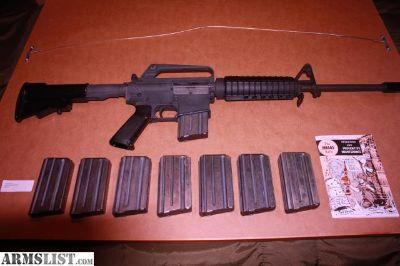 For Sale: Colt AR15 SP1