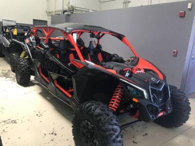 2018 Can-Am Maverick X3 Max X rs Turbo R Sport-Utility Utility Vehicles Corona, CA