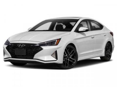 2019 Hyundai Elantra SEL (Symphony Silver)