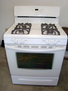 Nice Frigidaire Self Cleaning Gas Stove