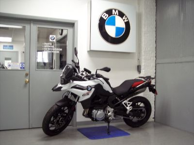 2019 BMW F750GS Low Seat/Low Suspension