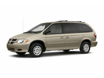 2005 Dodge Grand Caravan SXT (Red)