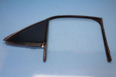Find 2006 CADILLAC STS 4.6 #9 REAR RIGHT PASSENGER DOOR QUARTER WINDOW GLASS RUBBER motorcycle in Tampa, Florida, United States, for US $49.00