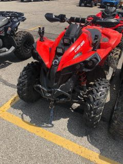 2017 Can-Am 570 renegade Sport-Utility ATVs Columbus, OH